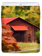 Country Charm Duvet Cover by Darren Fisher