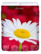 Dream Duvet Cover by Darren Fisher
