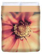 Flower Beauty II Duvet Cover by Marco Oliveira