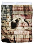 Freedom Duvet Cover by Todd and candice Dailey