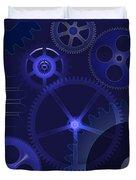 Gears Duvet Cover by Michal Boubin