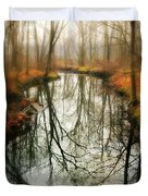 Just One Wish Duvet Cover by Diana Angstadt