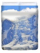 Mount Adams Duvet Cover by Roger Reeves  and Terrie Heslop