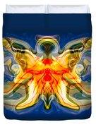 My Angel Duvet Cover by Omaste Witkowski