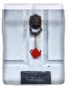 Old Door Duvet Cover by Joana Kruse