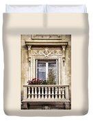 Old Window Duvet Cover by Elena Elisseeva