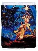 Star Wars Duvet Cover by Farhad Tamim