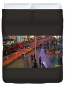 Times Square Duvet Cover by Dan Sproul