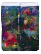 Valley Of The Waterfalls Duvet Cover by Jane Deakin