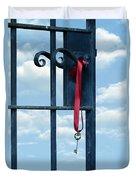key Duvet Cover by Joana Kruse