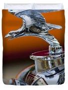 1932 Alvis Hood Ornament 2 Duvet Cover by Jill Reger