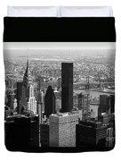 Manhattan Duvet Cover by RicardMN Photography