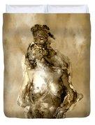 Melt Duvet Cover by Kurt Van Wagner