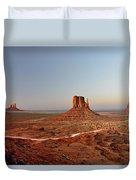 Monument Valley Duvet Cover by Christine Till