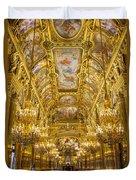 Palais Garnier Interior Duvet Cover by Brian Jannsen