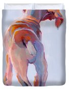 Precocious Duvet Cover by Kimberly Santini