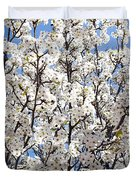 To The Sun Duvet Cover by Roselynne Broussard