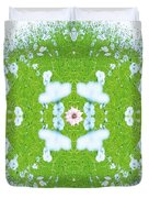Unnatural 37 Duvet Cover by Giovanni Cafagna