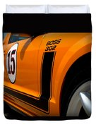 2007 Ford Mustang Saleen Boss 302 Duvet Cover by Brian Harig