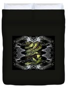Abstract 51 Duvet Cover by J D Owen