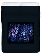 Abstract 80 Duvet Cover by J D Owen