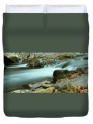 Flow Duvet Cover by Dan Sproul