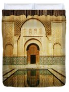 Medina Of Marakkesh Duvet Cover by Catf