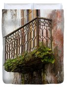 What It Once Was Duvet Cover by Rene Triay Photography