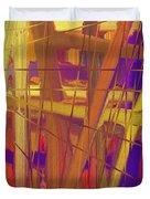Schreien Duvet Cover by Sir Josef - Social Critic - ART