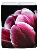 Triumph Tulip Named Jackpot Duvet Cover by J McCombie