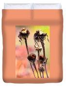 Wilted Flower  Duvet Cover by Toppart Sweden
