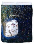 Barack Obama Star Duvet Cover by Augusta Stylianou