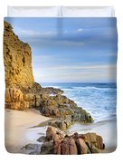 Cabo De Gata Duvet Cover by Guido Montanes Castillo
