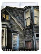 A Bygone Era Duvet Cover by Ellen Heaverlo