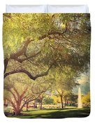 A Day for Dreaming Duvet Cover by Laurie Search