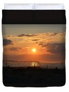 A Great Way To Start The Day Duvet Cover by Bill Cannon