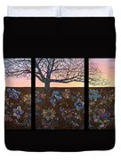 A Life's Journey Duvet Cover by James W Johnson