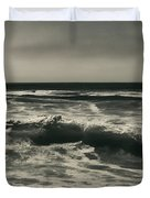 A Permanent Sadness Duvet Cover by Laurie Search