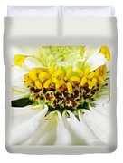 A Small Crown Of Glory Duvet Cover by Sarah Loft