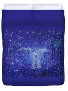 A Star Night Duvet Cover by Ashleigh Dyan Bayer