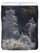 A Twisted Fairy Tale Duvet Cover by Mary Amerman