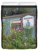 ABiYOYO Duvet Cover by Barbara McDevitt