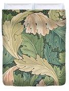 Acanthus Wallpaper Design Duvet Cover by William Morris