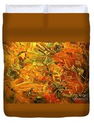 Adaptation Duvet Cover by Michael Kulick