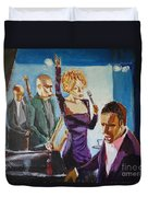 After Hours Duvet Cover by Judy Kay
