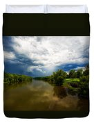 After The Storm Duvet Cover by Everet Regal