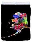 Alaska State 2 Duvet Cover by Daniel Hagerman