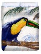 Amazonian Duvet Cover by Mohamed Hirji