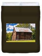 An American Barn 2 Duvet Cover by Steve Harrington