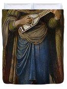 Angels Duvet Cover by John Melhuish Strudwick